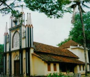St.Mary's Church, Anjilithanam